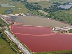 Hungary Red Sludge