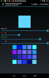 Bluetooth RGB- screenshot thumbnail