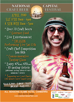 2010 Beer Festival Poster