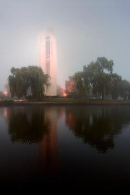 Carrilon morning mist