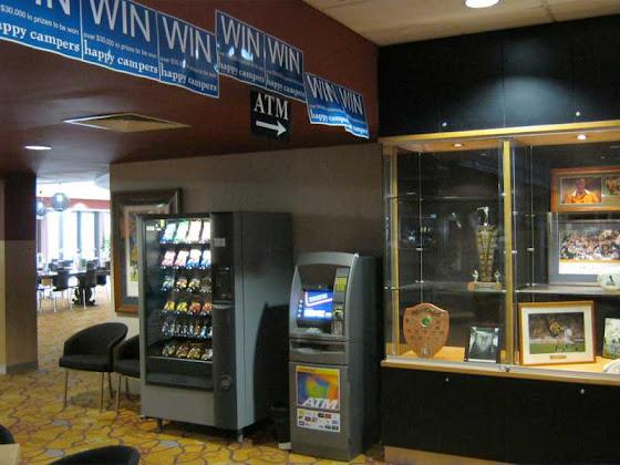 Winning ATM