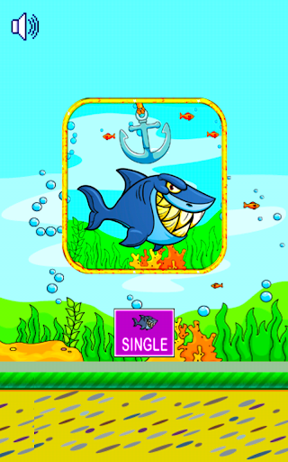 Shark Tank Swim Anchor Flow