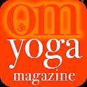 OM Yoga & Lifestyle Magazine logo