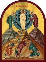 Image result for the transfiguration of the lord