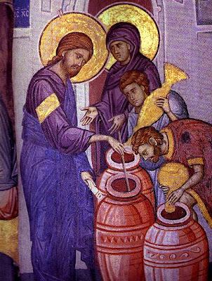 Wedding Feast At Cana.First Sunday Syrianorthodox