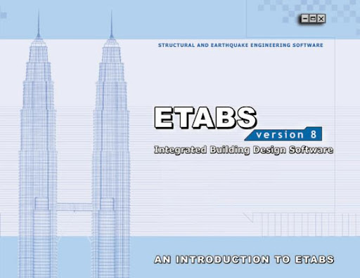 Tutorial Cara Mencari Berat Struktur Pada Program ETABS Nonlinear 8.08