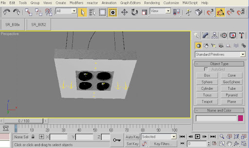 Download Gratis 3D Model Pendant DELTA Light