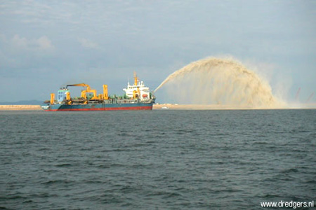Trailing Suction Hopper Dredgers