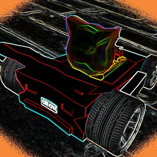 Meow Kart 賽車遊戲 App LOGO-APP試玩