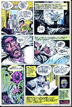 DC Ghosts Issue No 39 June 1975 The Blossoms of Blood Page 5