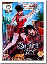 Rani Comics Issue No 348 Ragasiya Silai MB