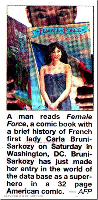 Deccan Chronicle Chennai Edition Dated 21112010 Sunday Page 1 Carla Bruni Female Force News
