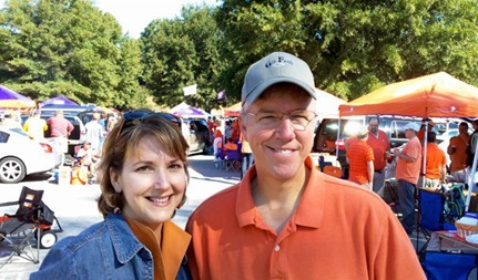tiger tailgate Miami game