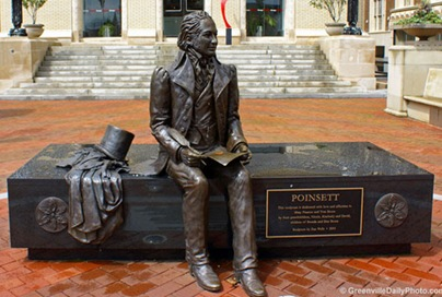 joel r poinsett greenville daily photo