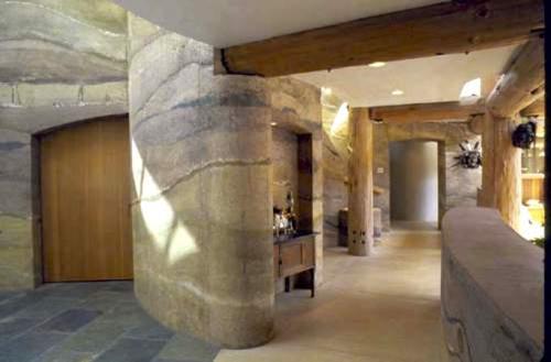Patricia Gray | Interior Design Blog™: Rammed Earth Walls