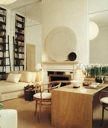 Patricia Gray | Interior Design Blog™: Bookshelves in Interior Design