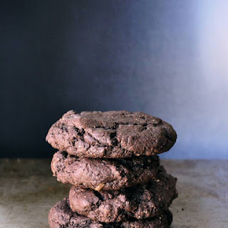 Chocolate Diablo Cookies