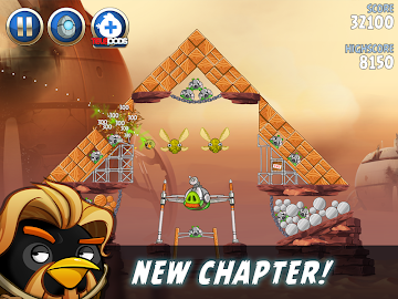 Angry Birds Star Wars II Free Screenshot 16