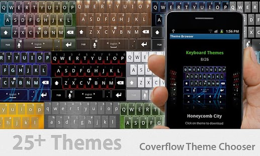 Thumb Keyboard Screenshot 36