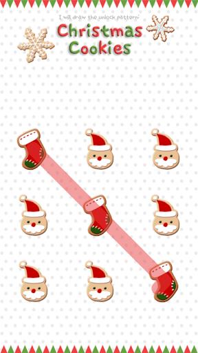 Christmas cookie Protector
