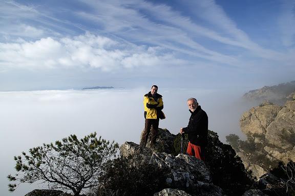 Cim de la Picossa, serra de la Picossa, Mora d'Ebre, Ribera d'Ebre, Tarragona