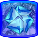 Blue Diamond Slot Machine icon