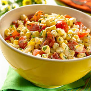 Fresh Fiesta Corn Salad.