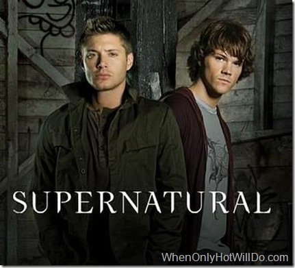 Supernatural duo