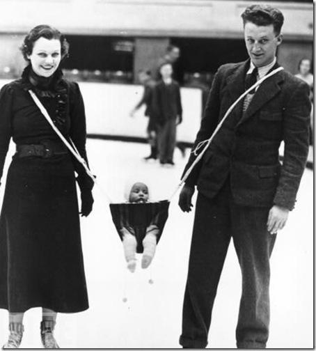patinaje sobre hielo-baby-sostenedor
