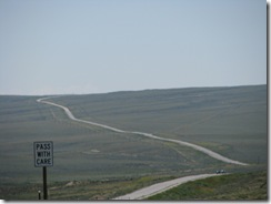 1459 Road between Medicine Bow & Hanna Wy