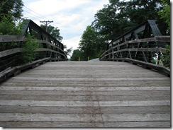 0234 Mount Vernon IA Pony Truss Bridge
