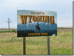 1078 Welcome to Wyoming