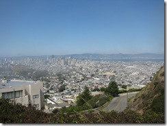 3240 View of San Francisco from Twin Peak