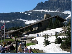 9581 Logan Pass Visitor Center Going To The Sun Road GNP MT