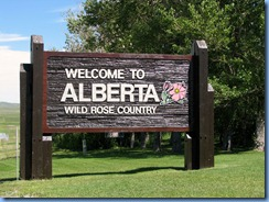 9647 Welcome to Alberta Carway AB Canada Customs