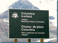 10097 Columbia Ice Field Jasper National Park AB