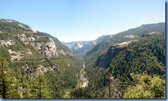 1947 Yosemite National Park CA Stitch
