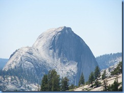 2016 Olmsted Point Half Dome Yosemite National Park CA