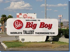 2792 Worlds Tallest Thermometer Baker CA