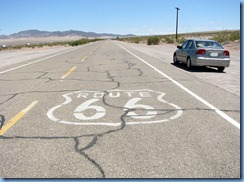 3084 Route 66 between Ludlow & Amboy CA