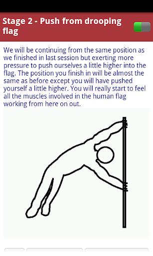 Human Flag
