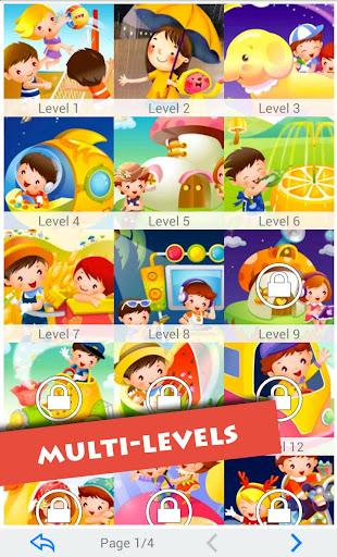 Kids Cartoon Puzzle [Offline]