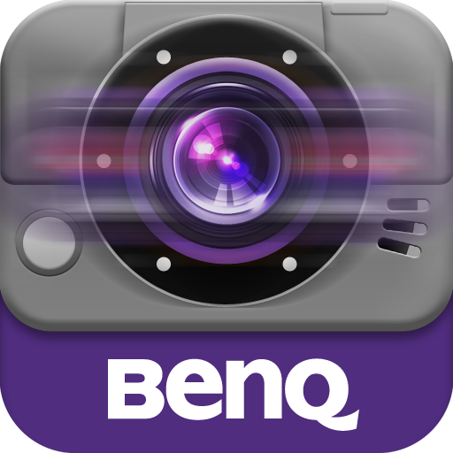 BenQ Action Cam LOGO-APP點子