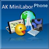 AK MiniLabor Phone