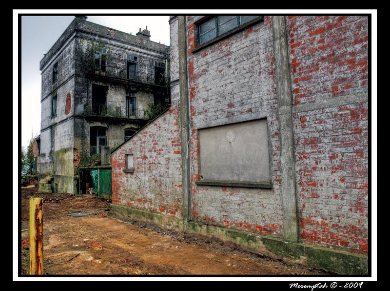 Ville fantôme du Nord pas de Calais