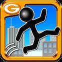 Stick Ninja Hyper Jumper logo