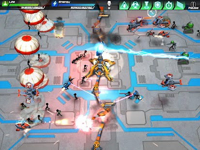Tesla Wars - II - screenshot