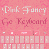 Pink Keyboard Fancy