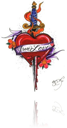 heart-with-dagger
