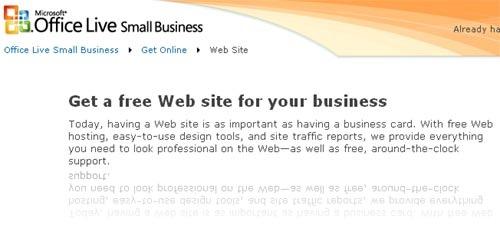 microsoft-live-website-design